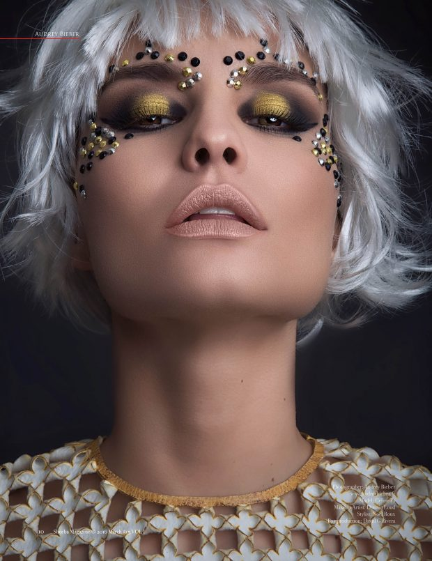 What Is Editorial Makeup Sheeba - Avant-garde-makeup-themes