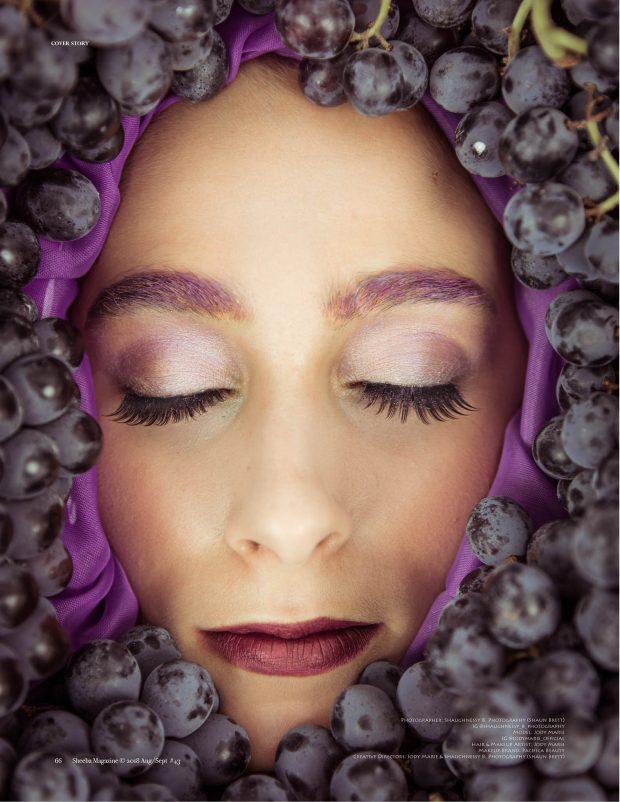 miss eco noth america jody marie vegan model