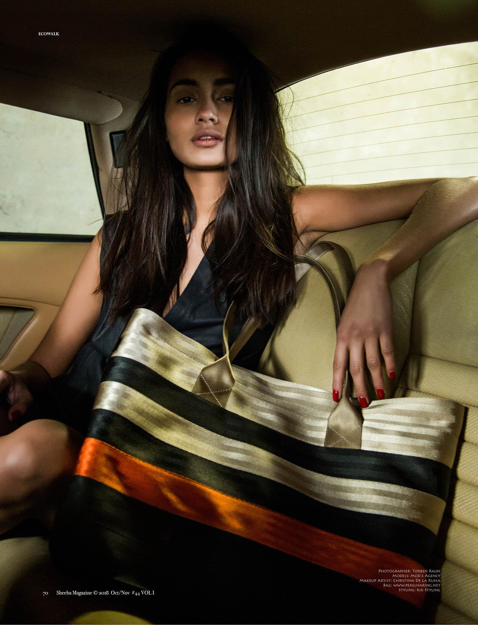 Pekelharing Bags sustainable fashion