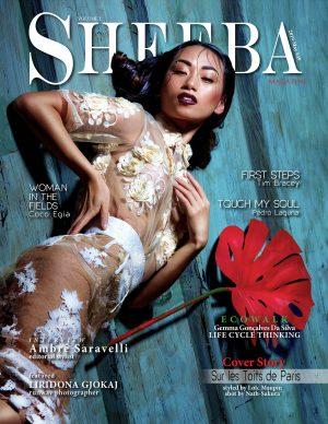 Sheeba magazine is a fashion magazine