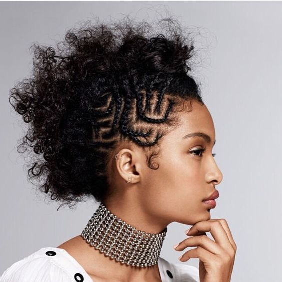 Natural Hairstyles for African American Women - Sheeba Magazine