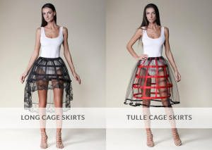 offeradi cage skirts online