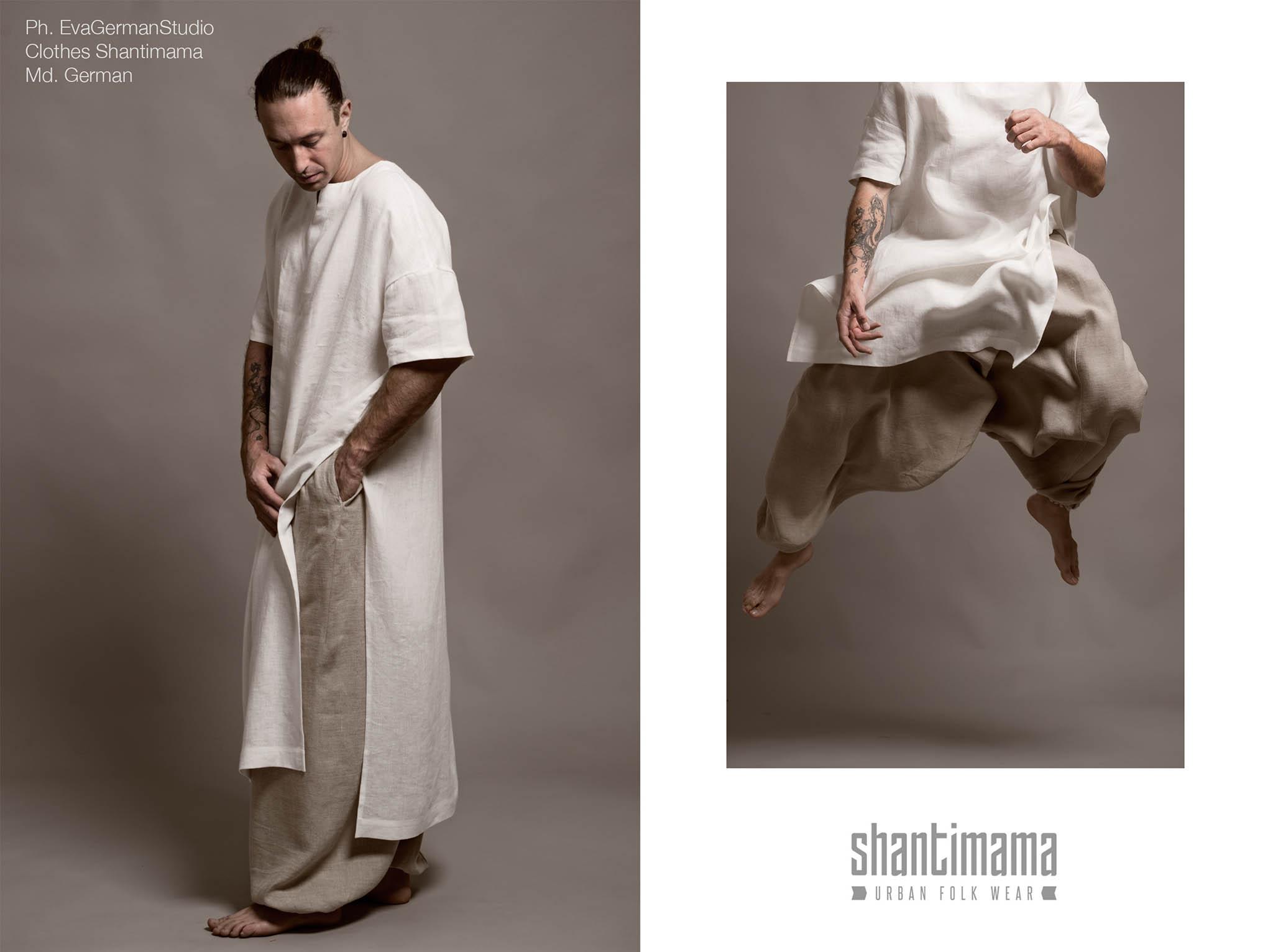 linen wear ecowalk