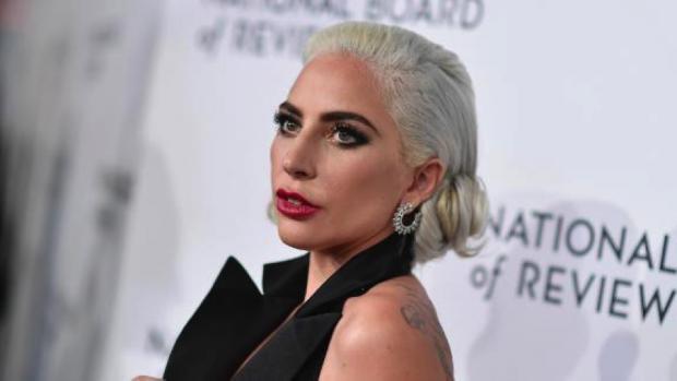 Color lenses Lady Gaga