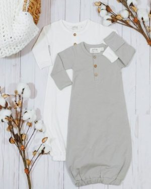 organic cotton fabric is used for babywear