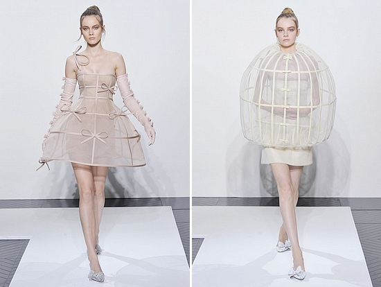 what is cage skirt