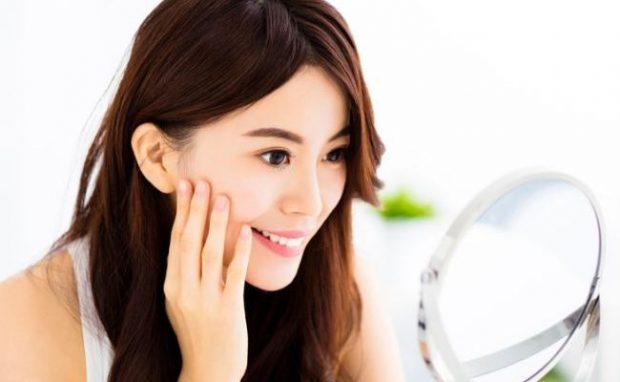 rid of acne