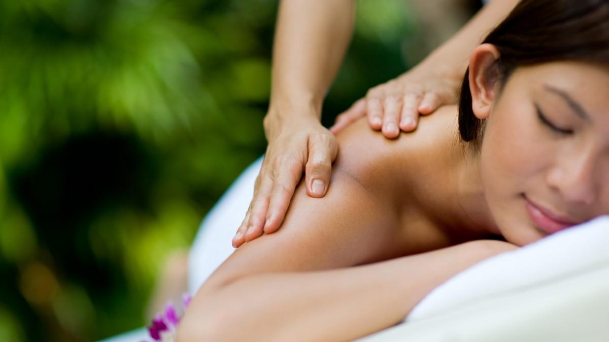 coconut oil for massage