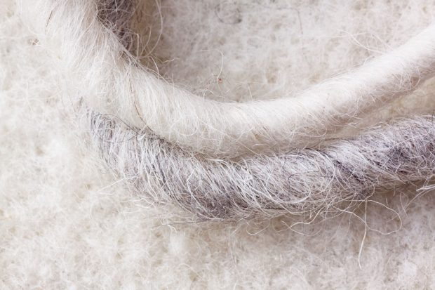 health benefits of organic wool fabric