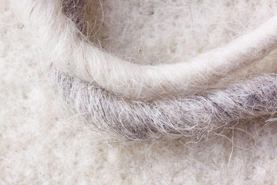 natural orgnanic wool