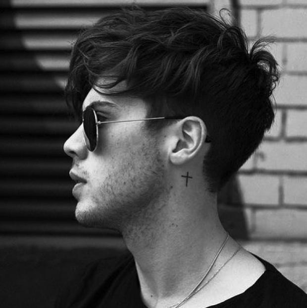 Top Messy Hairstyles for Men - SHEEBA