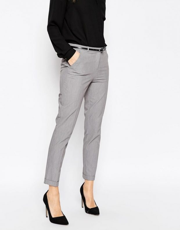 Office Outfits You Must office trousers