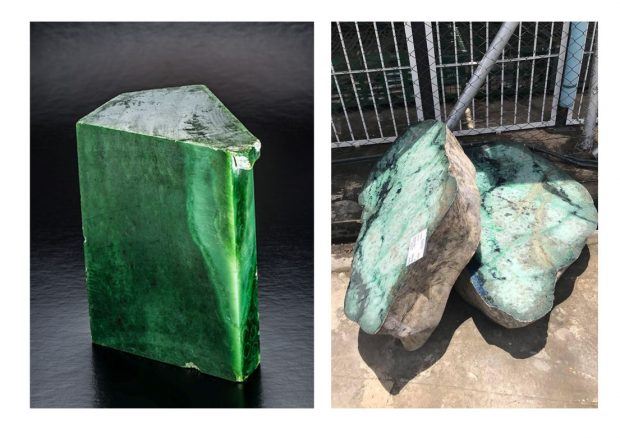 The Truth About Jade Rollers: genuine Neprhite and Jadeite