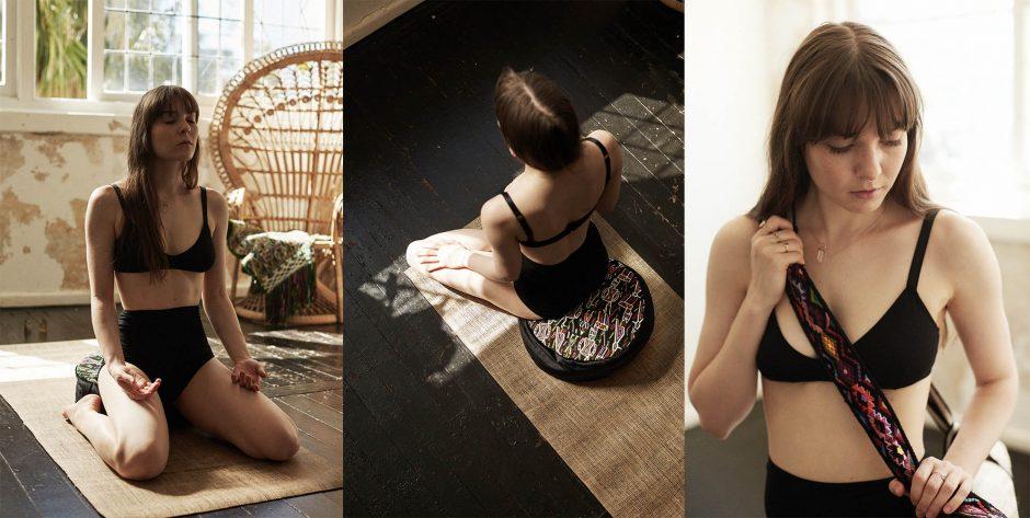Akasha yoga pieces sheeba magazine sustainable Guatemala