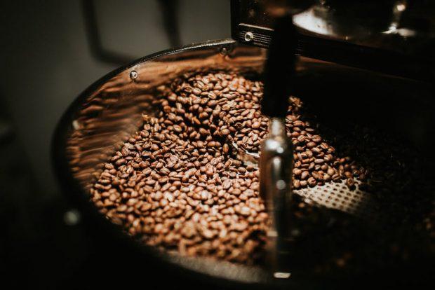 choose organic coffee