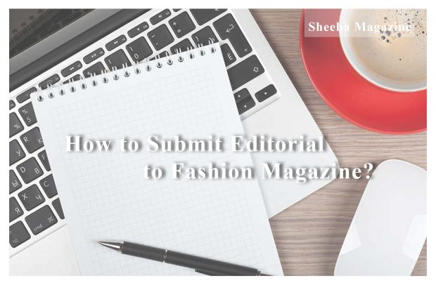 how to submit to fashion magazine