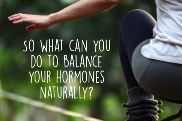 9 Natural Ways to Balance Your Hormones