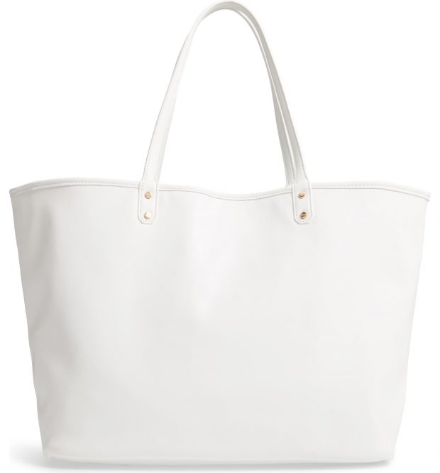 The Mali & Lily reversible vegan tote accepting guest posts