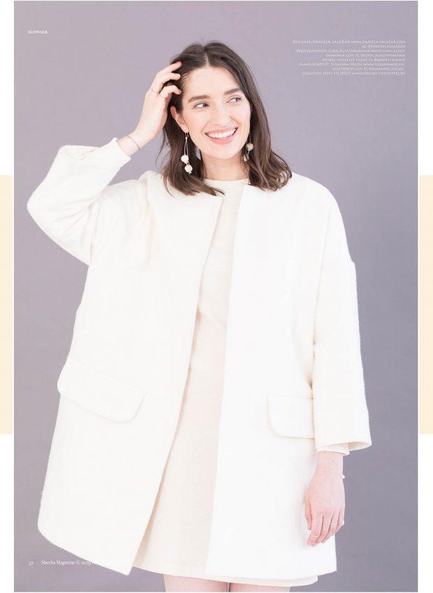 eco friendly brand Daniela Salazar