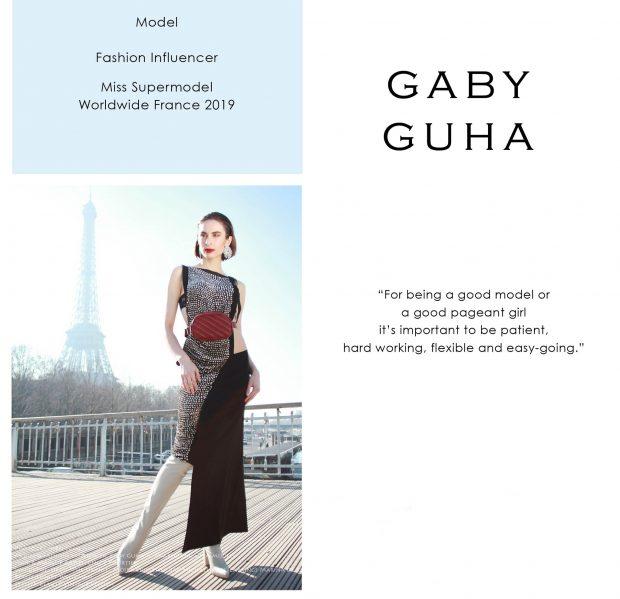 model gaby guha