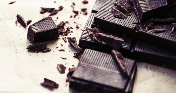 strengthen your mind with dark chocolate