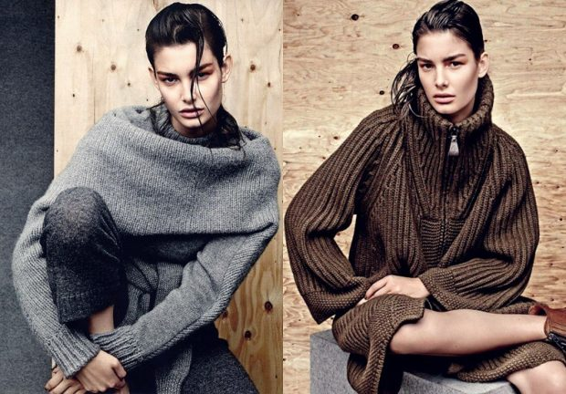 Choosing the Best Knitted Clothes to Wear for Autumn