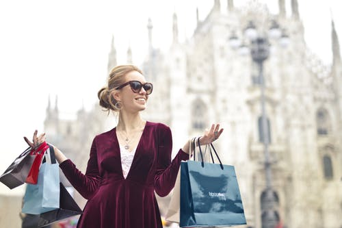 go shopping how to find your personal style