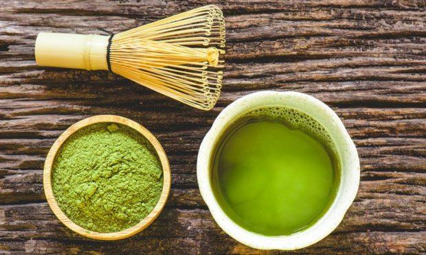 strenghen your mind with matcha green tea