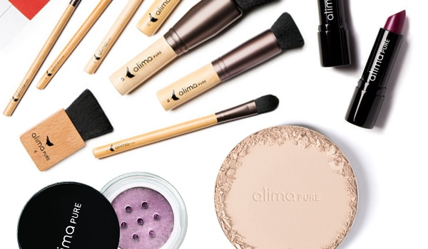 Alima Pure natural makeup