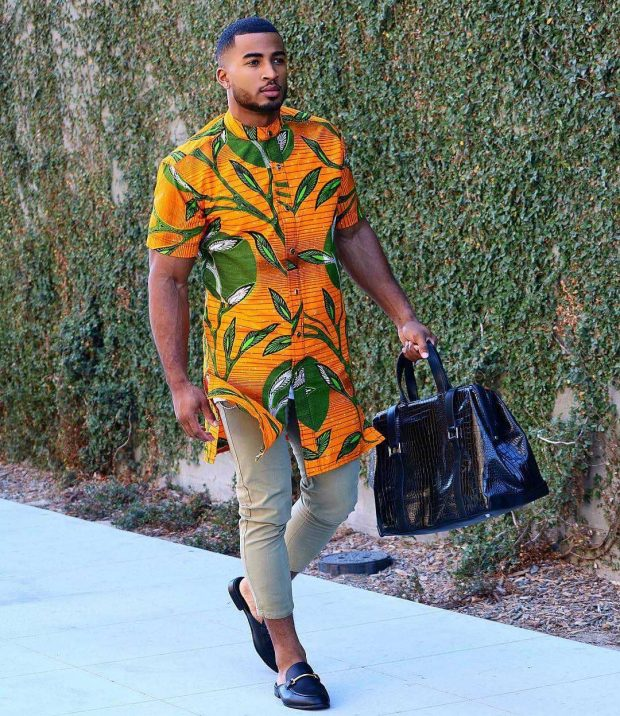NIgerian men fashion akara style