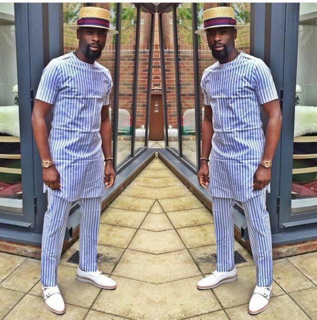 NIgerian men fashion stiku style
