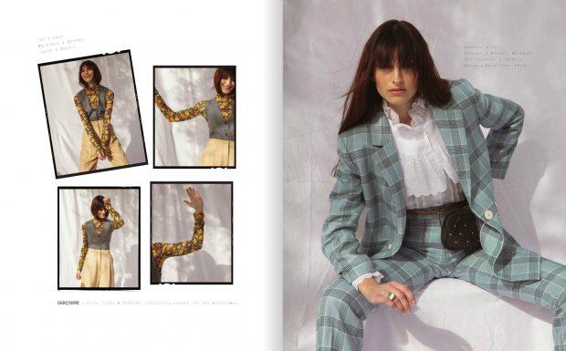 fashion stylist Ambre Saravelli