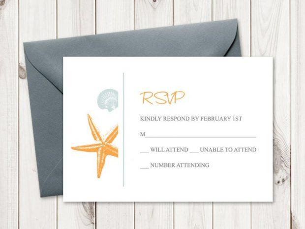 invitation rvsp