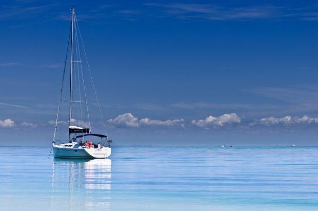 restorative benefits of sailing