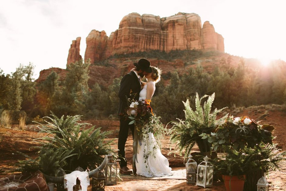 Simple Guide on Wedding Photography in Arizona