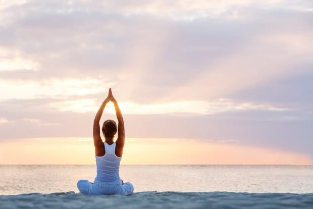 Prevention of Mental Breakdown Through Yoga and Fitness