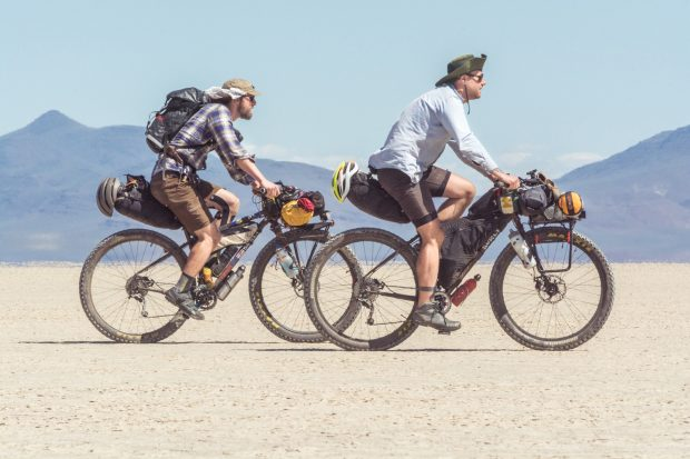 bikepacking holliday idea