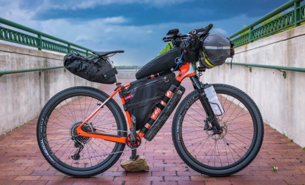 bikepack equipment