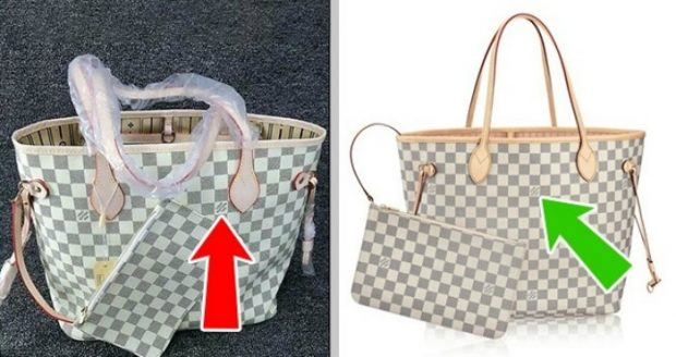 Don't Be Fooled By Fake Louis Vuitton