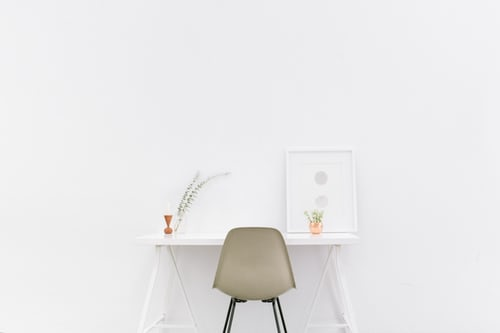 How to Design a work space at home