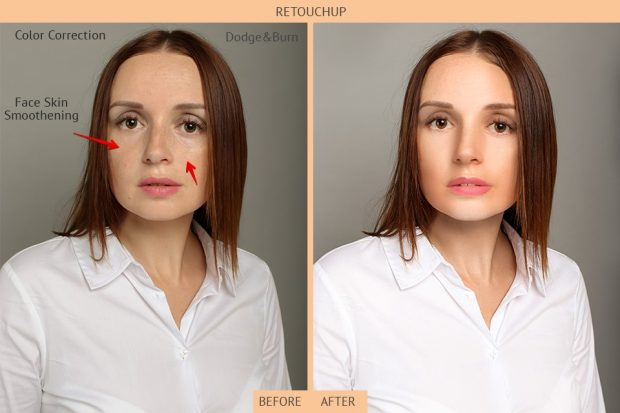 retouchup photography editing services
