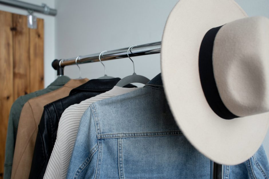 How to Organize Your Wardrobe for Autumn