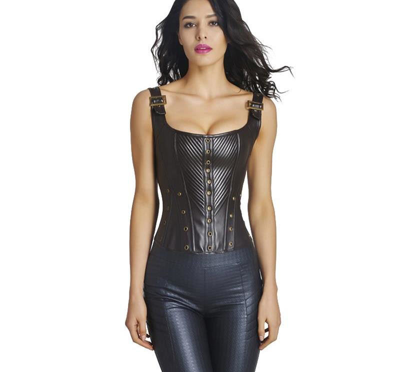 Style with Elegance corset sheeba magazine