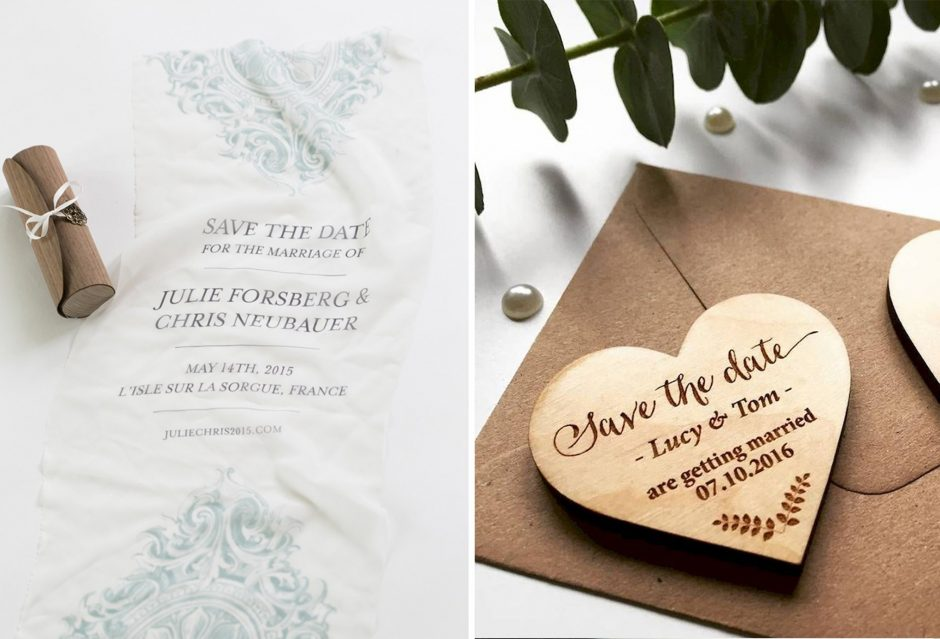 Practical Tips to Design Save the Date Cards For Your Wedding