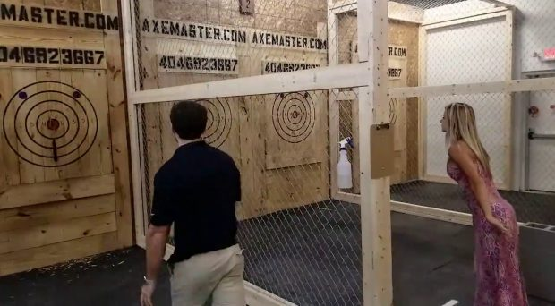 Entertaining Axe Throwing Will Definitely Help You