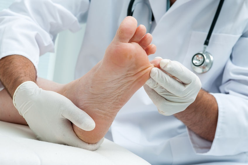 sheeba magazine Treatment Symptoms and Care for Diabetic Foot Problems