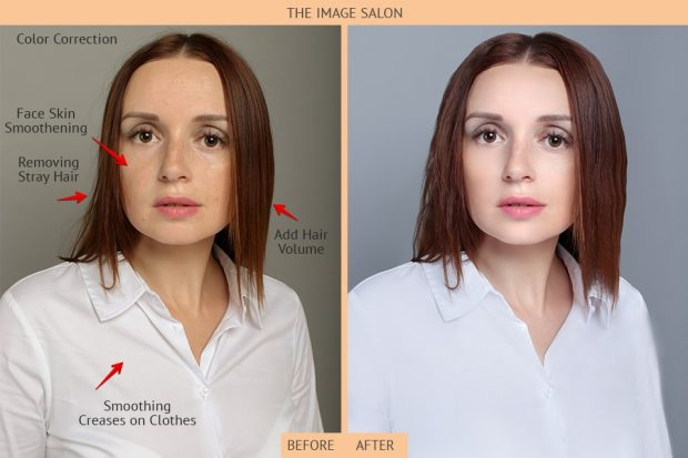 the image salon photogrpahy editing services