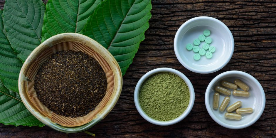 kratom for stress and anxiety
