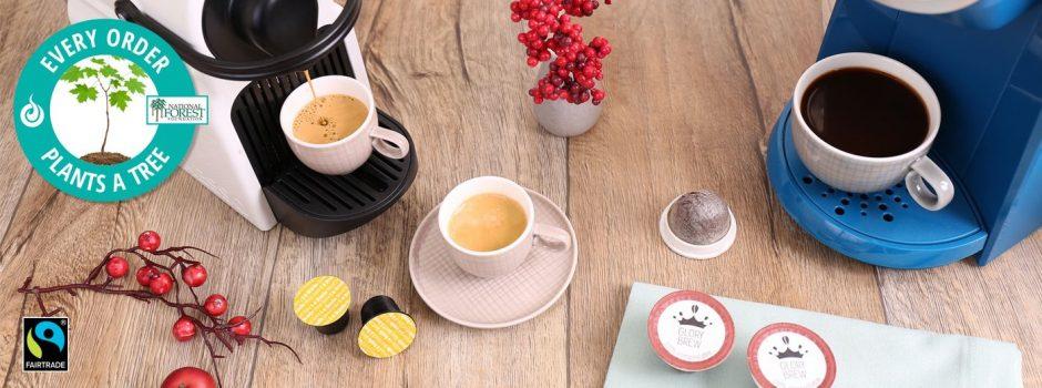 greener coffee pods eco friendly gourmesso