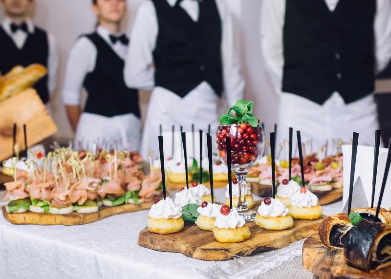 best wedding catering
